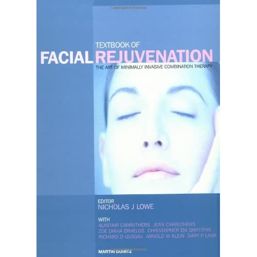 minimally facial rejuvenation textbook invasive approach combination