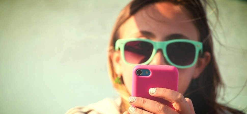 teens texting reliance on