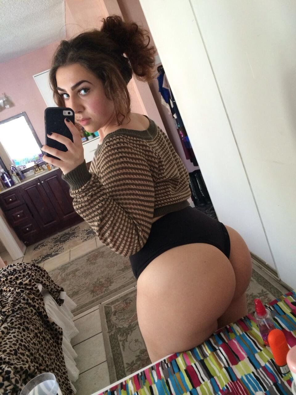 teen com big ass
