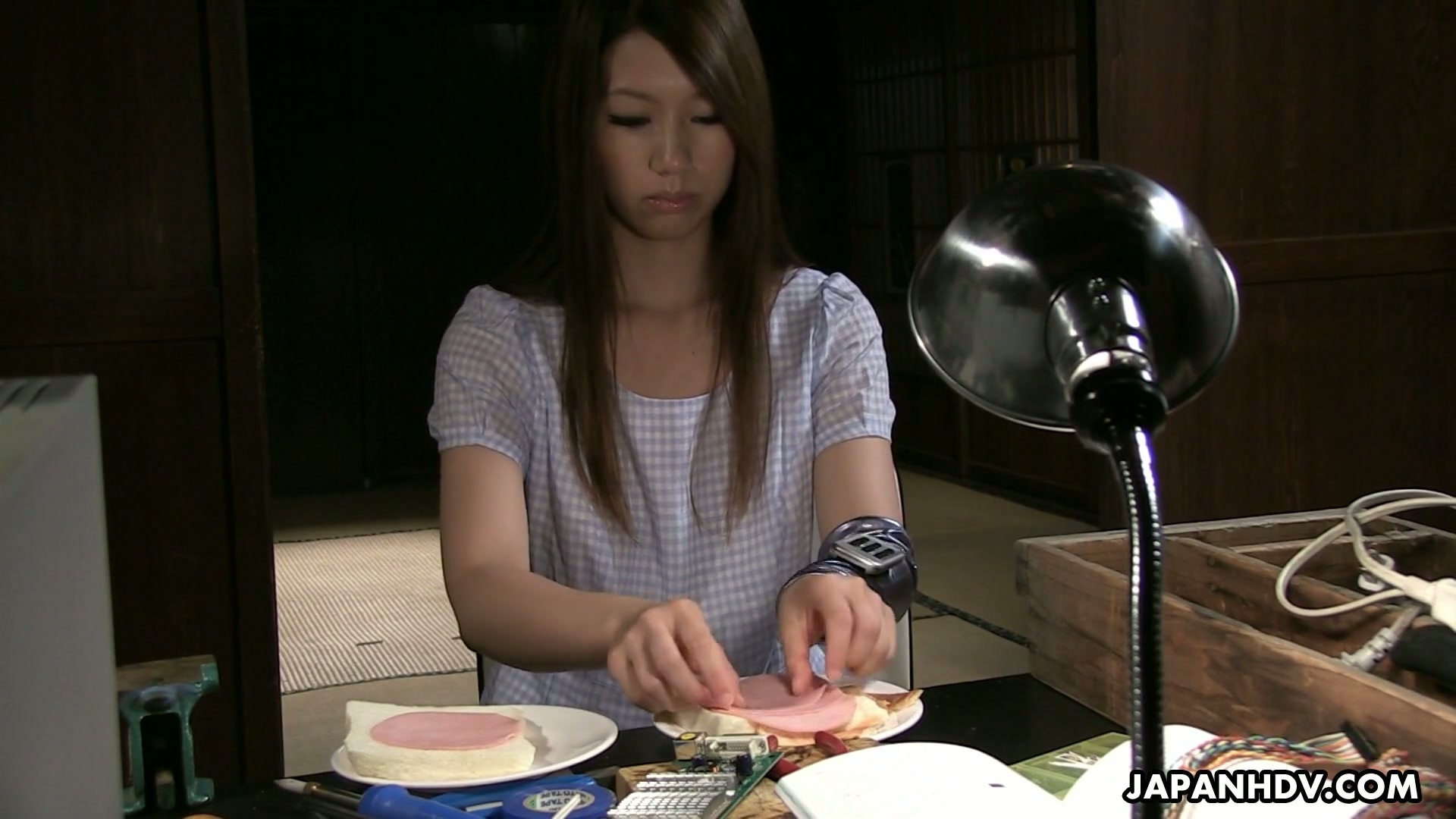plays with porn japanese mom son