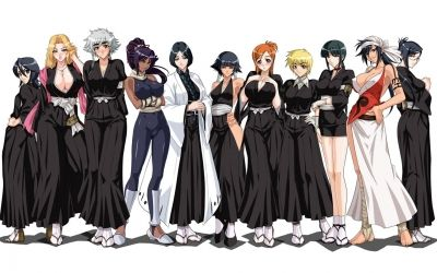 sexy bleach images