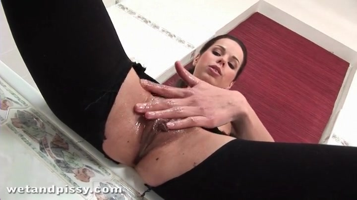 in fetish panies women tight