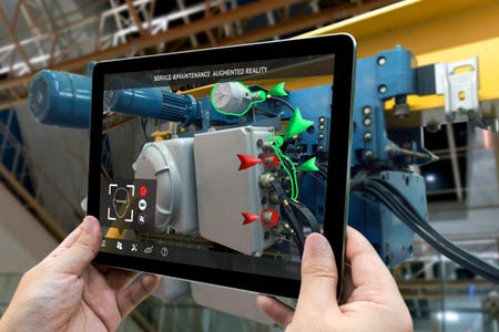 industrial augmented reality